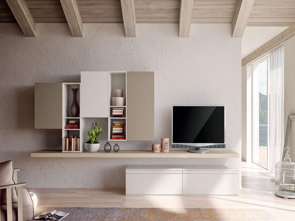 Awesome Soggiorni Componibili Moderni Contemporary - Design Trends ...